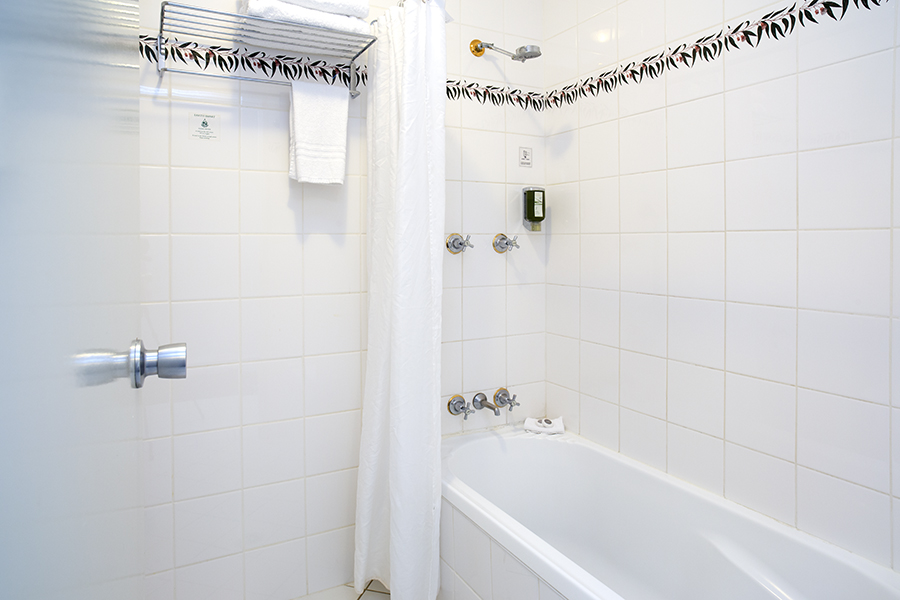 Bathrooms - standard in all Family Rooms