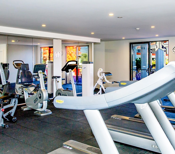 Alpha Hotel Canberra Facilities - Gym