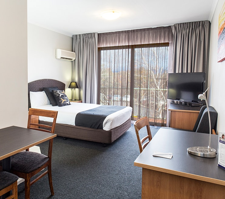 Alpha Hotel Canberra Hotel Rooms