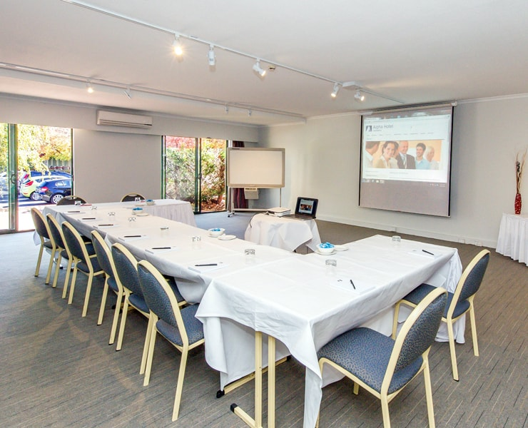 Alpha Hotel Canberra Meetings - Monaro Room A
